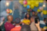 Geburtstagsparty im Adabina Restaurant