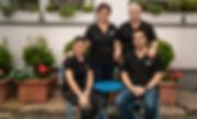 Familie Archontidis, Besitzer vom Waldcafe Dionysos Frankfurt