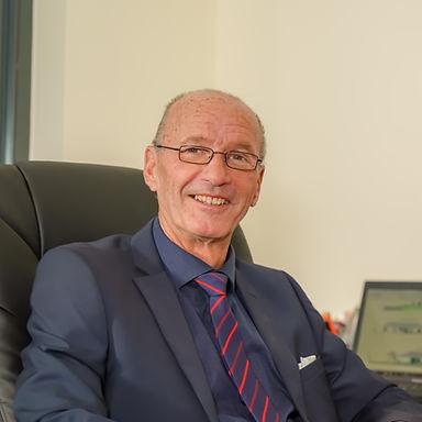 Günter Lormes Vertriebsleiter bei der Reinsch Massivhaus GmbH