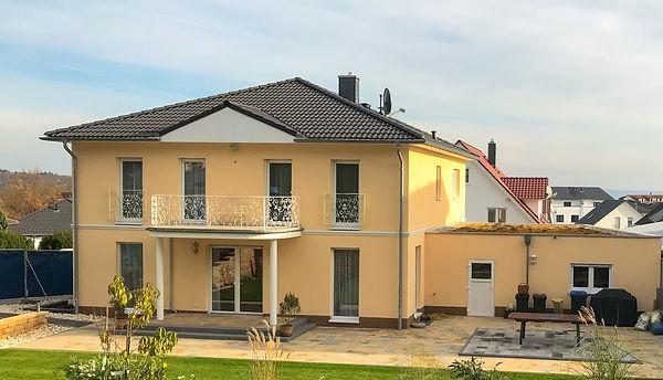 Klassische Villa, Bad Nauheim, reinsch-massivhaus.com
