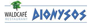 Logo Waldcafe Dionysos Frankfurt