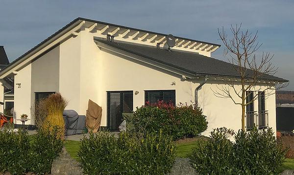 Pultdach-Haus, Bad Nauheim, reinsch-massivhaus.com