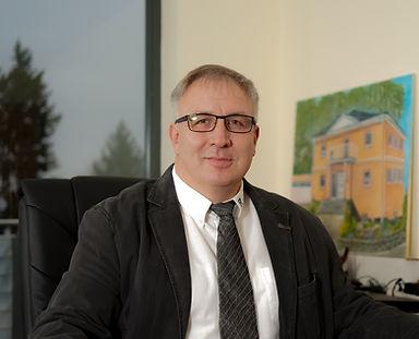 Torsten Reinsch Geschäftsführer der Reinsch Massivhaus GmbH