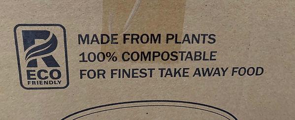 Eco friendly zum Mitnehmen Verpackung.JP