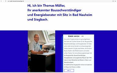 Websitefoto Müller Bausachverständiger.j