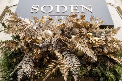 Christmas Soden Banner