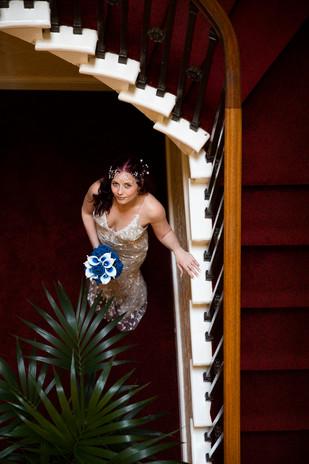 Staircase Bride