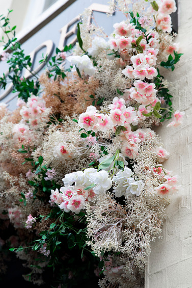 Blossom Floral Installation