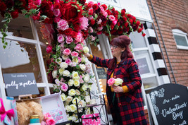 Rose Shop Installation