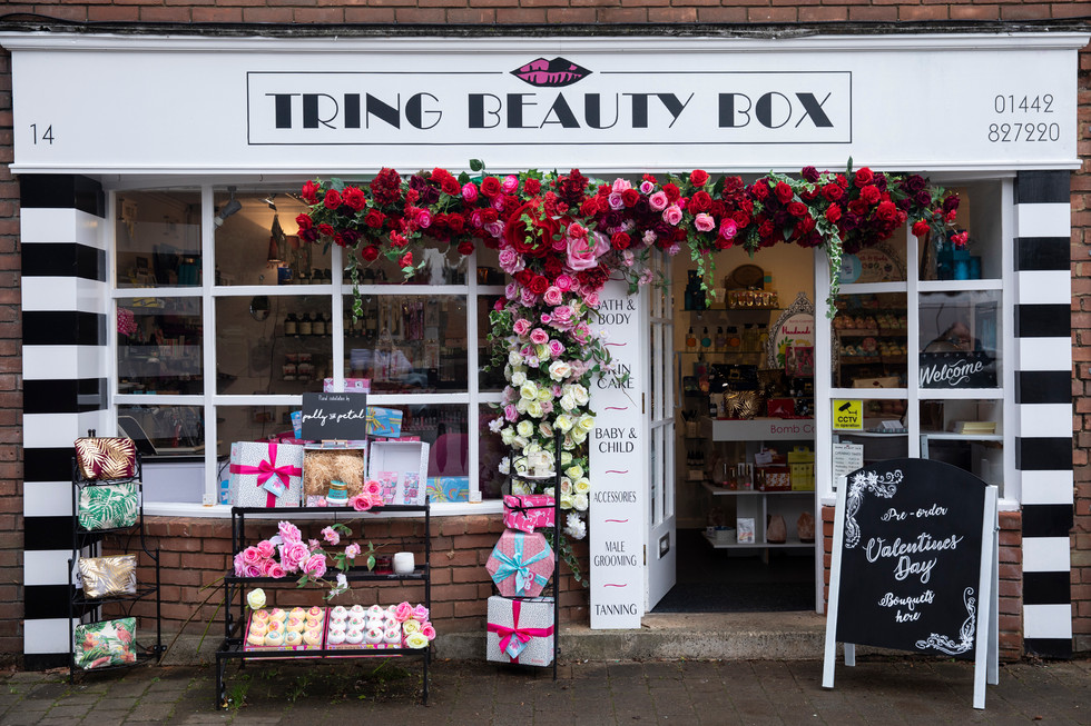 Rose Floral Installation
