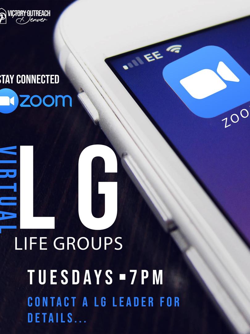 LGs on ZOOM
