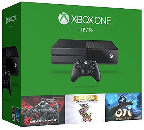 Xbox One 3 Games Holiday Bundle (Gears of War: Ultimate Edition + Ra