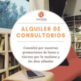 📎Alquiler de consultorios 💡Consultá po