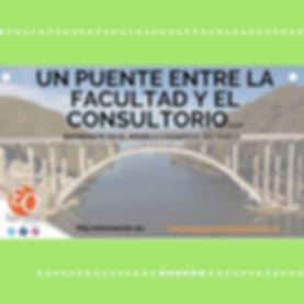 Un puente entre la facultad y el consult