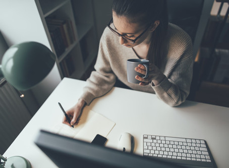 5 considerations for working from home effectively