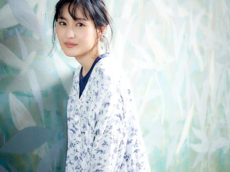 ポートレートな日。自由が丘 model; Nanase Iwai photo; Noboru Miyamoto