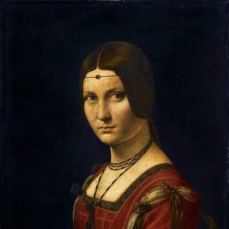 『ミラノの貴婦人の肖像』