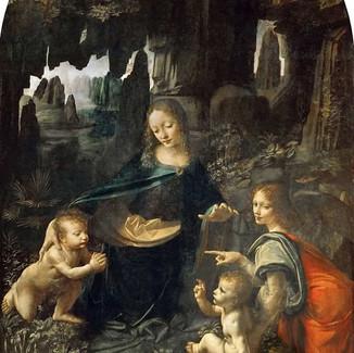 『岩窟の聖母』