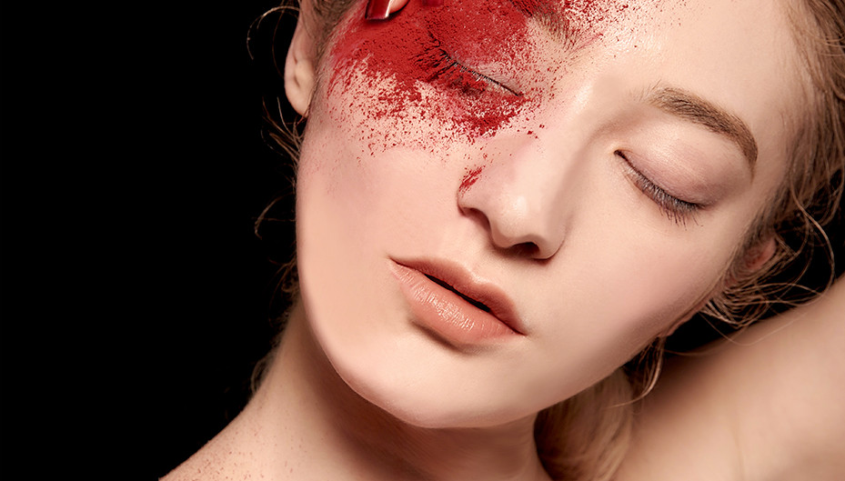 BEAUTY OF THE DAY -Photoshop tutorial-Retouching work