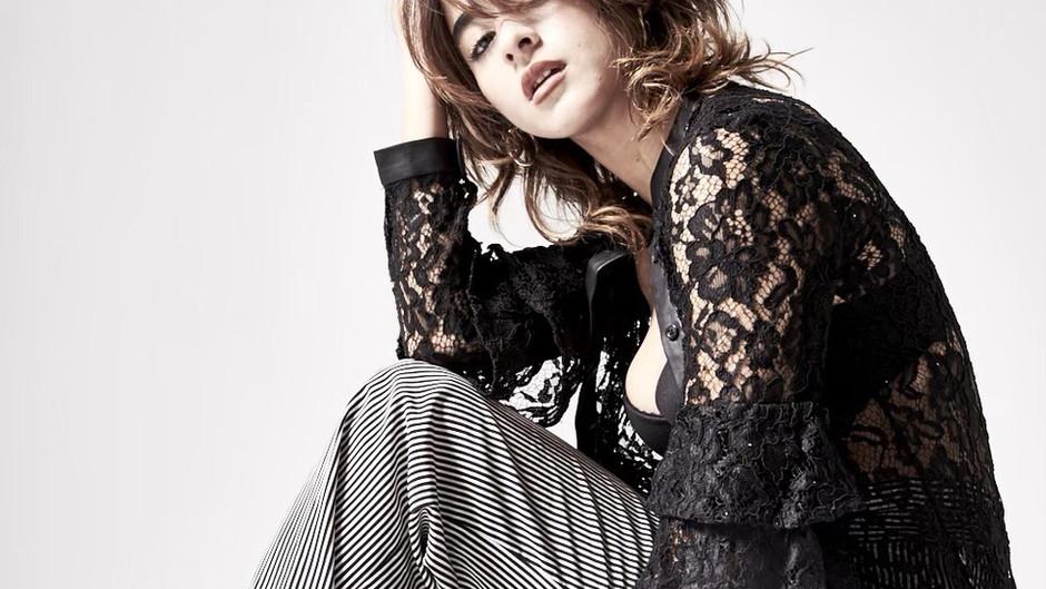 Studio Work model;Fabiana Mia photo; Noboru Miyamoto