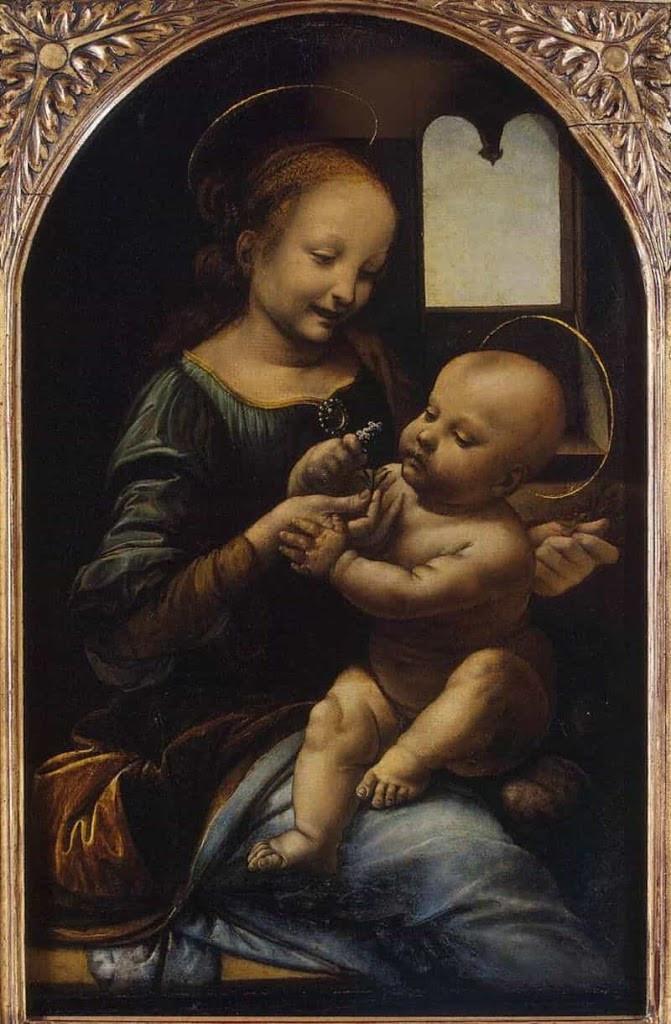 『ブノアの聖母』