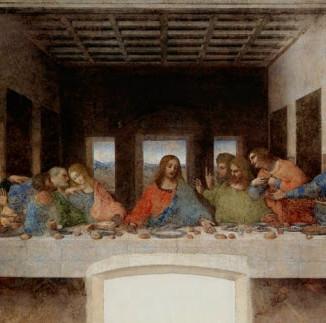 「最後の晩餐」