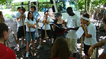 Ohio (shared Amor & Esperanza) Team 2010