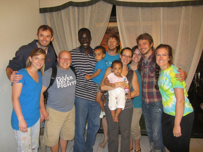 Envision Wired -Christian Missionary Alliance California Univeristy Team(s) 2011/12