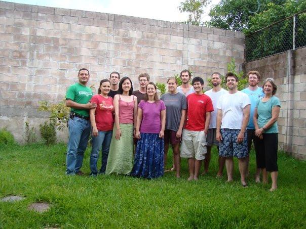 Engineering Ministries International Team 2009