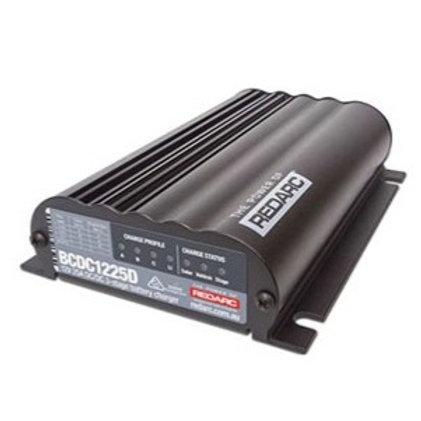 Redarc BCDC1225D Smart Charger 25A (Solar Input & Lithium)