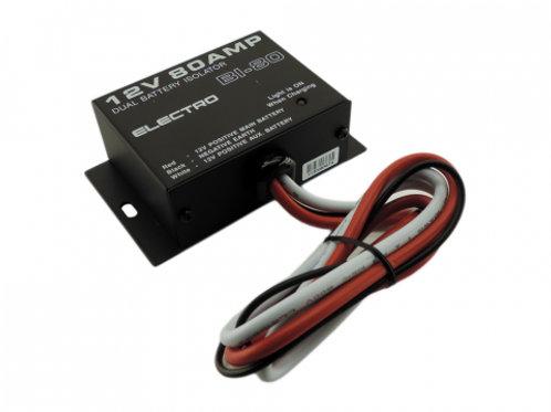Electro Battery Isolator 12V 80A