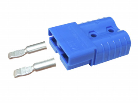 Blue Anderson Connector 50A