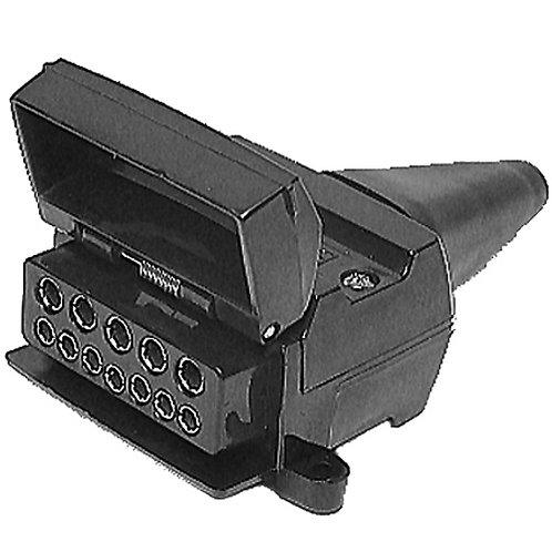 Trailer Plug 12 Pin (Vehicle side)