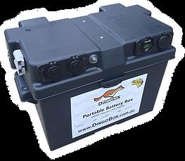 battery box batterybox lithium agm portable 12 volt camping dingo anderson plug dual battery portable power pack dingobox volt meter usb lifepo4 lifep04 LFP solarking kings solar