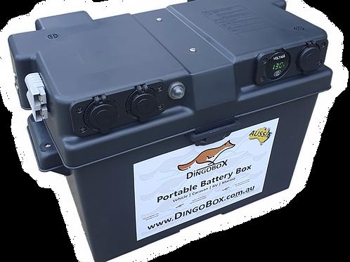 Portable Battery Box   DingoBox Standard