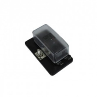 Fuse Box 4x Blade fuse W/LED