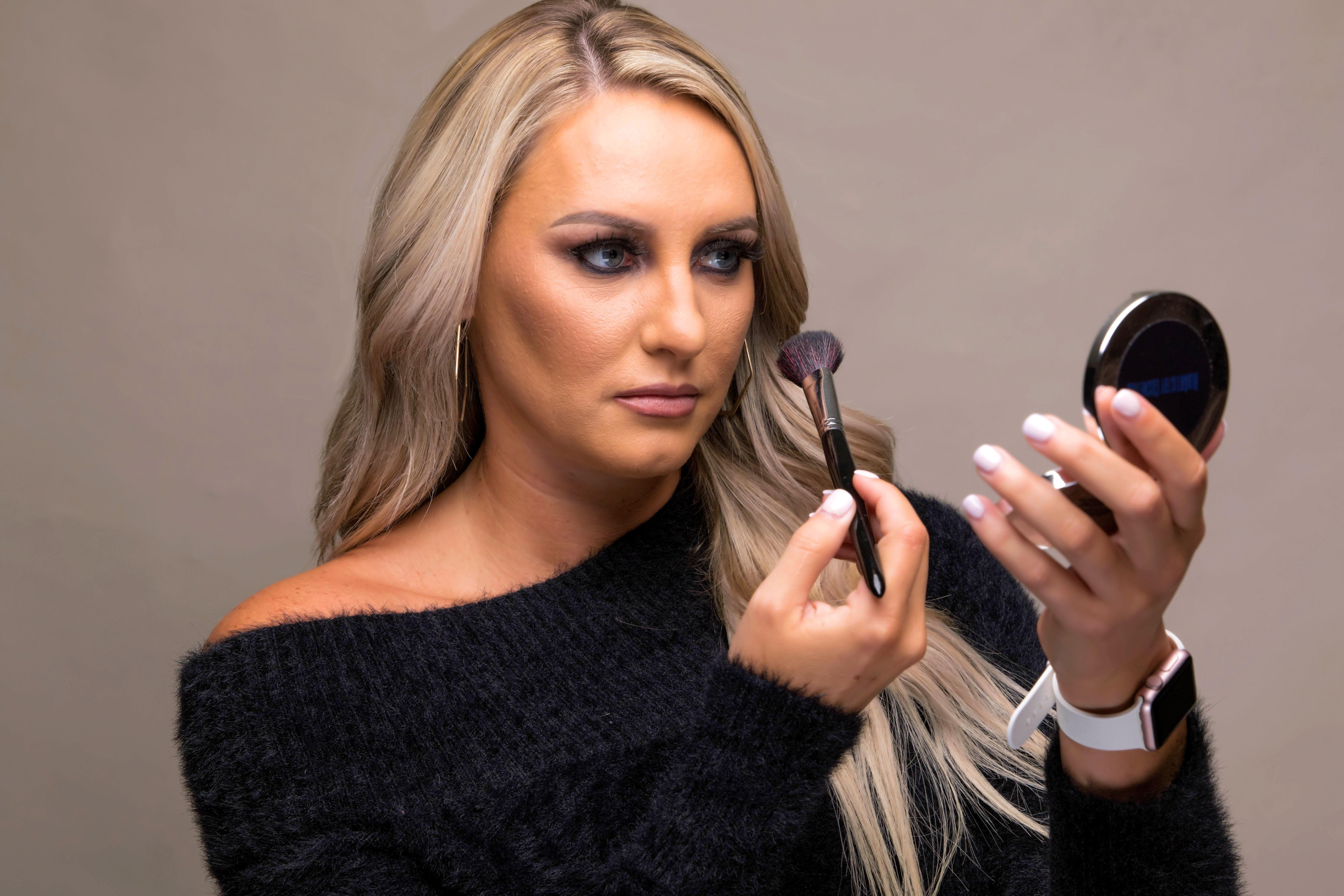 Makeup Tutorial (In Studio)