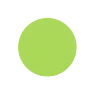 Eyeshadow: Neon Green