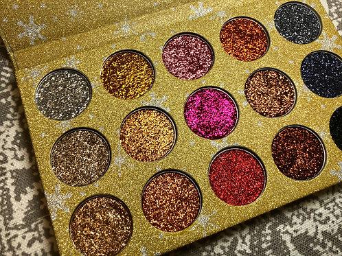 #1 Glitter Palette (15 colors)