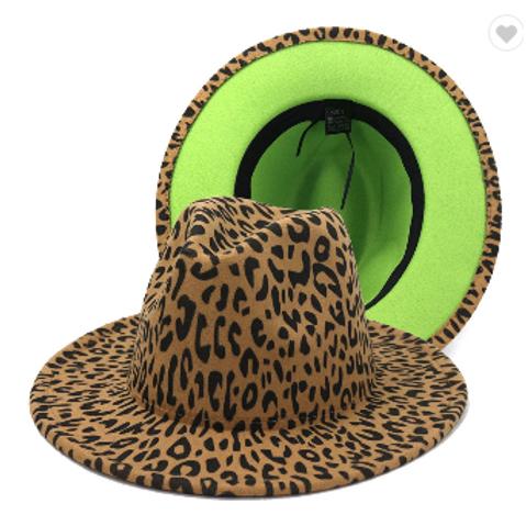 Stylish Leopard Lime Bottom