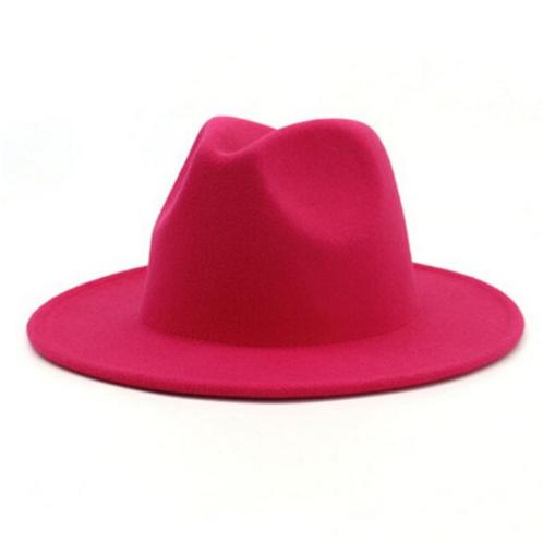 Fedoras: Yum Yum Pink