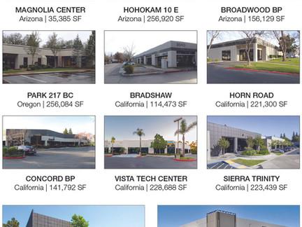BKM Capital Partners Acquires 11-Property Industrial Portfolio in Phoenix, California, and Portland