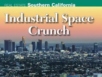 BKM in Real Estate Forum: Industrial Space Crunch