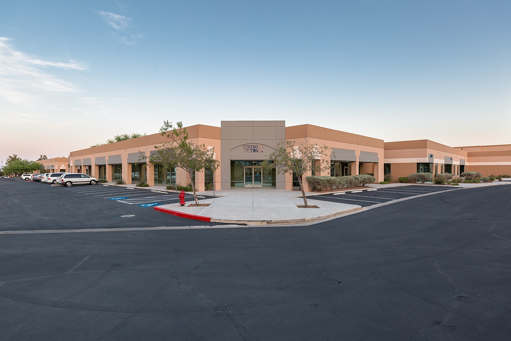 Patrick Commerce Center