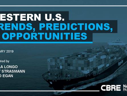 Western U.S. Trends, Predictions, & Opportunities
