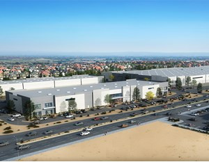 Matter Real Estate Group's $70M Bet on Las Vegas The company has broken ground on Matter Logistics C