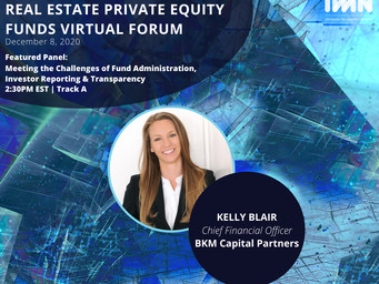 BKM Capital Partners' Brian Malliet Announces Executives to Present at Leading Industry Conferences