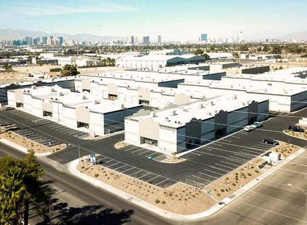 BKM CAPITAL PARTNERS ACQUIRES A TWO-PROPERTY MULTI-TENANT  LIGHT INDUSTRIAL PORTFOLIO IN LAS VEGAS F