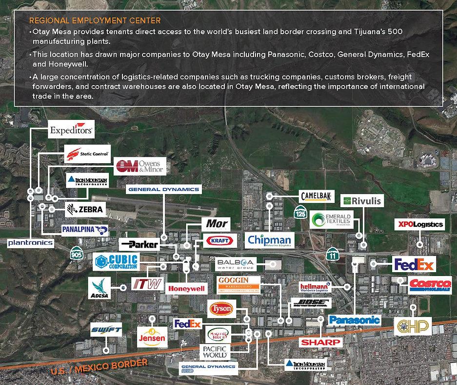 Faraday Industrial Park Corporate Neighbors