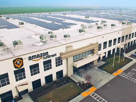 There's Amazon and Then There's Everyone Else in Industrial